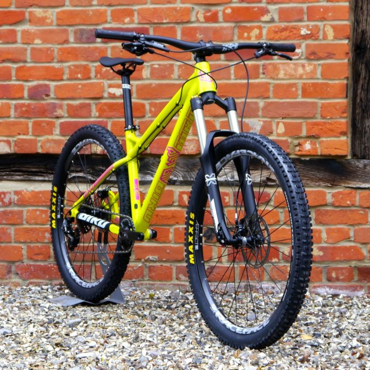 Zero AM Frameset | Bird MTB – Born in Swinley, Built in the UK.