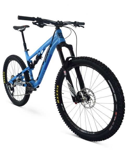 Aeris 120 Full Suspension