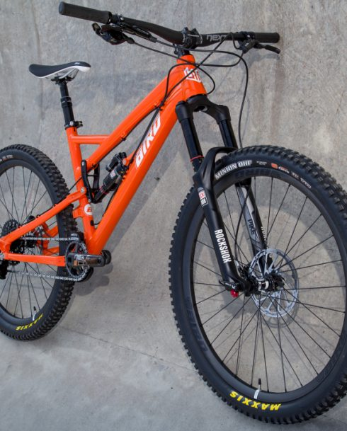 Aeris 140 Full Suspension