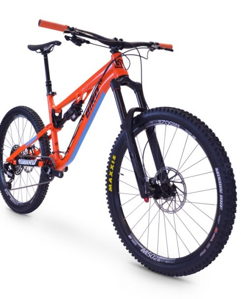 NEW! Aeris 145 Full Suspension