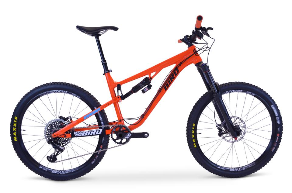 Enduro Mountain Bike Magazine review the Aeris 145
