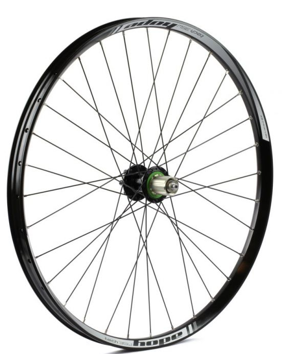 Big, Big or Biggerer? New wheel options available now.